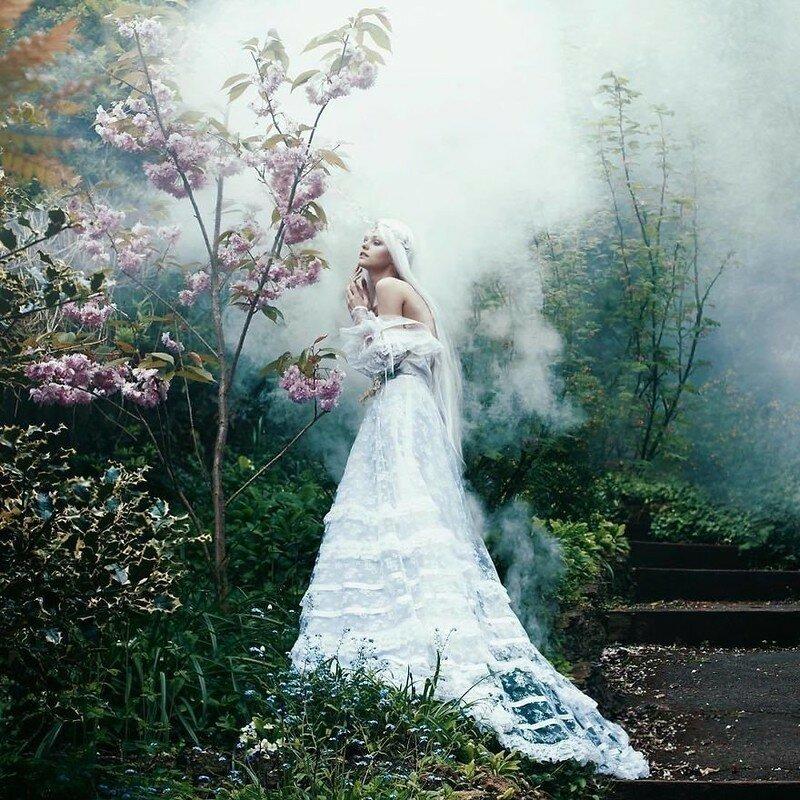 0 17de0d dc4a7259 XL - Чувственная фотосессия девушек в красивых платьях