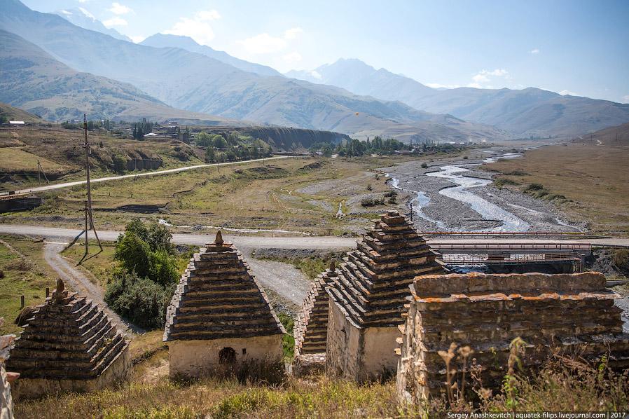 3. Боевая башня — неотъемлемая часть осетинской культуры прошлого. Строительство подобных башен могл