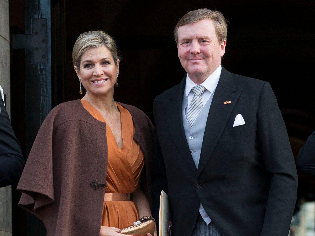 Максима Черрути, королева Нидерландов   У Максимы степень в области экономики,