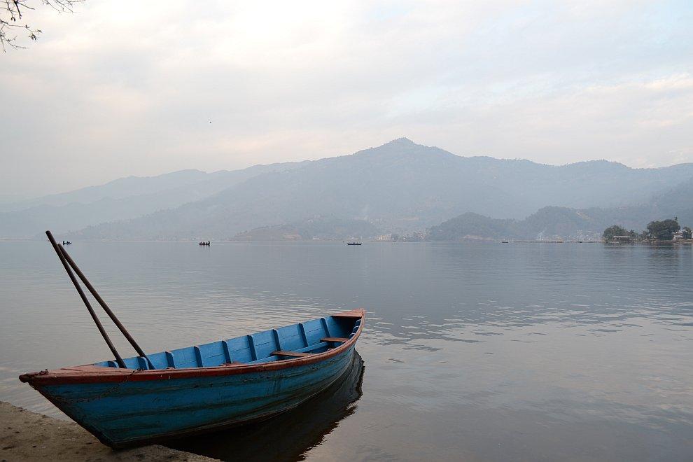 Рассвет в Гималаях: