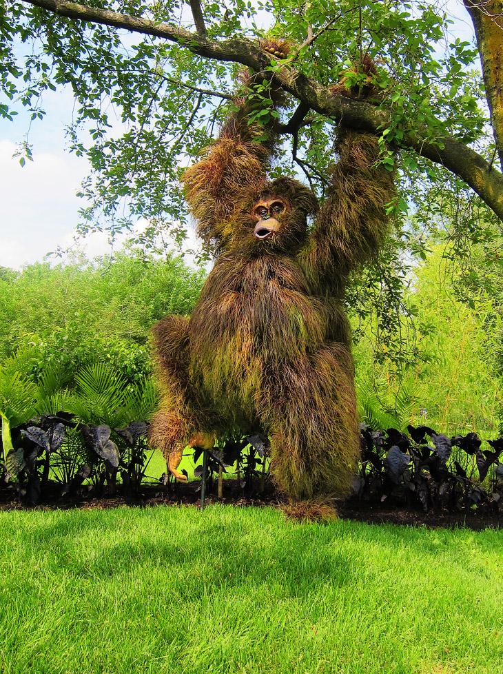 Это одно из старейших садово-парковых искусств, которое очень популярно на Западе, но малоизвестно в