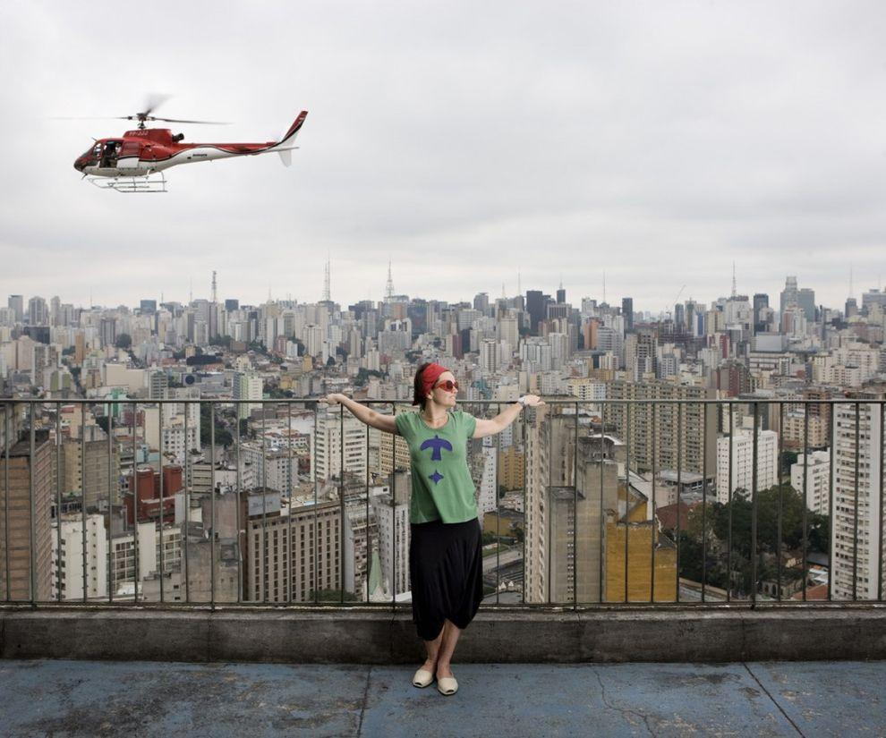10. Летисия Массула, 41 год, Сан-Паулу, Бразилия   Думая о Бразилии, сразу представляешь себе п