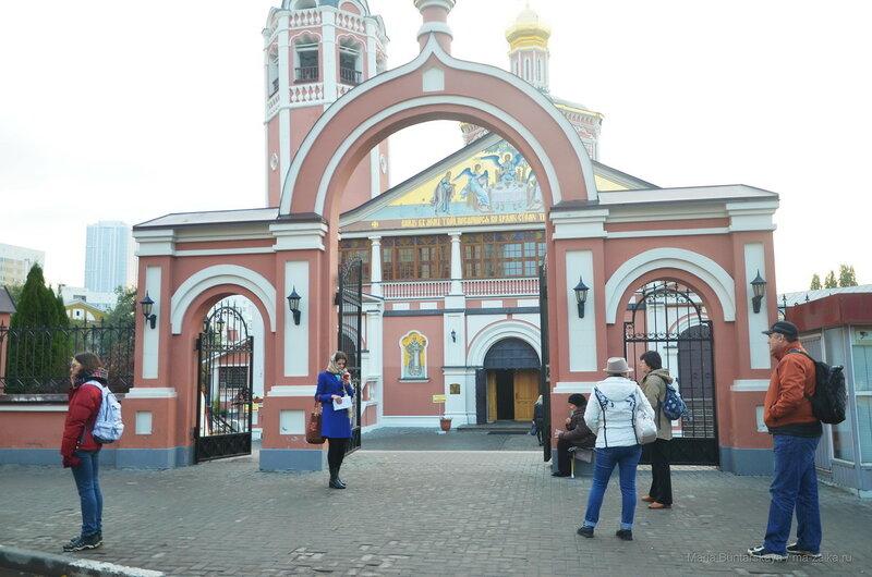 Свято-Троицкий собор, Саратов, 19 октября 2017 года