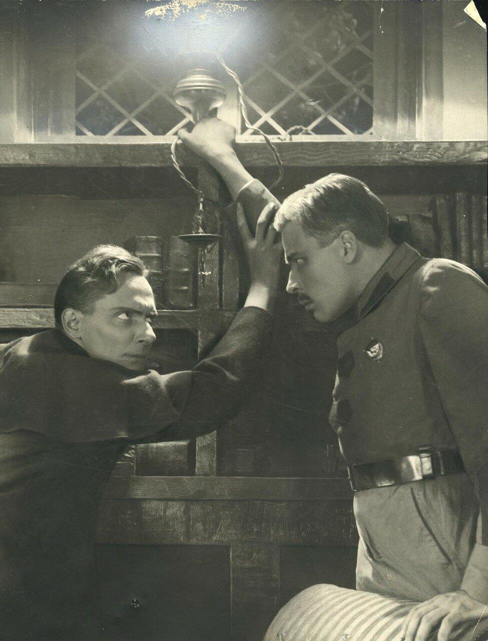"""""""Крест и маузер"""", 1925 год"""