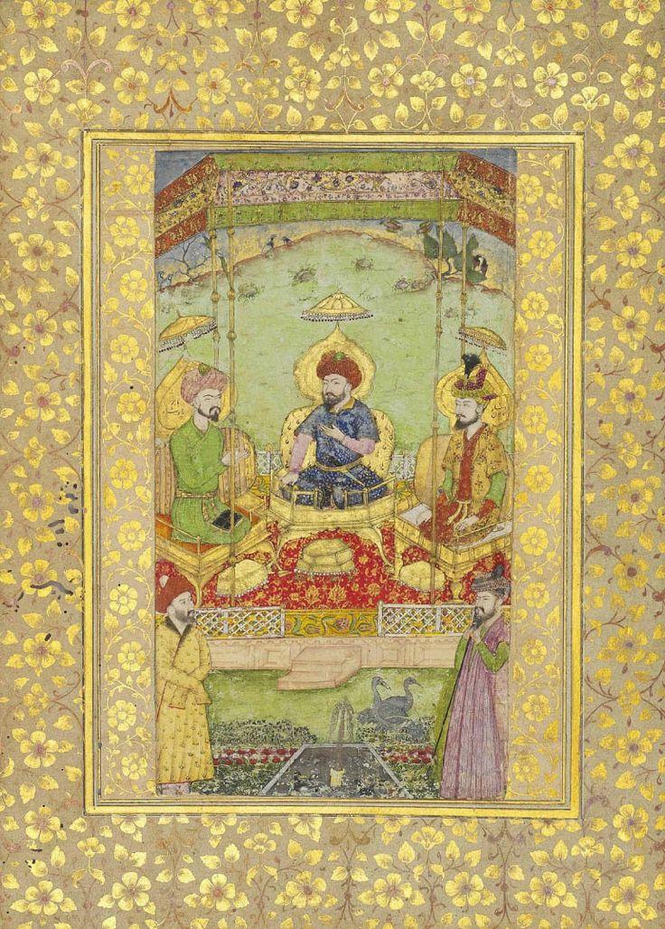 Babur, TIMUR & Humayun.jpg