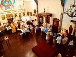 Рождественская служба в Благовещенском кафедральном соборе Буэнос-Айреса