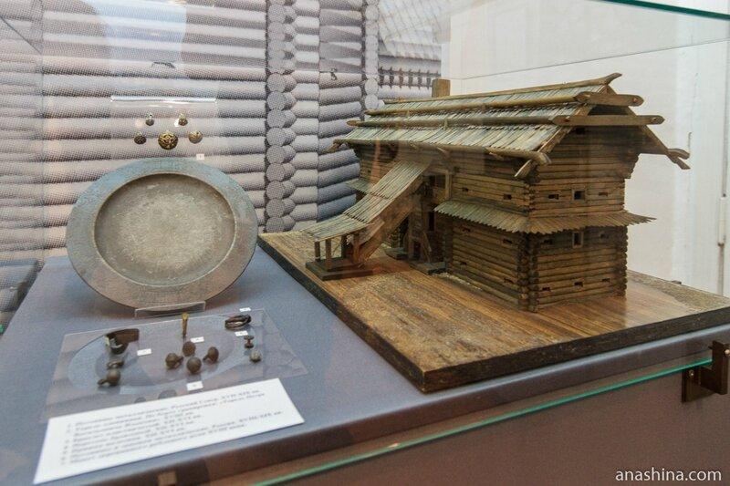 Экспозиция музея, Вологда
