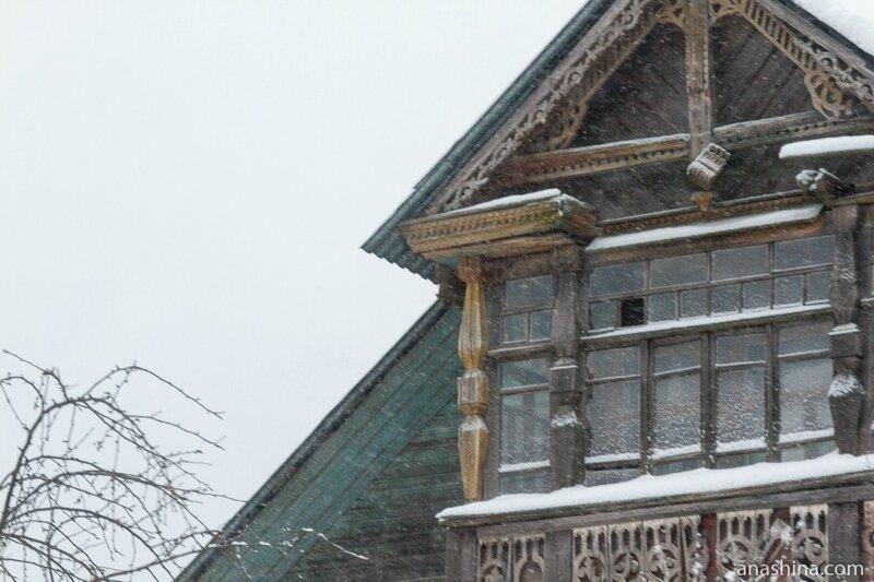 Светелка в доме, Ярославская область