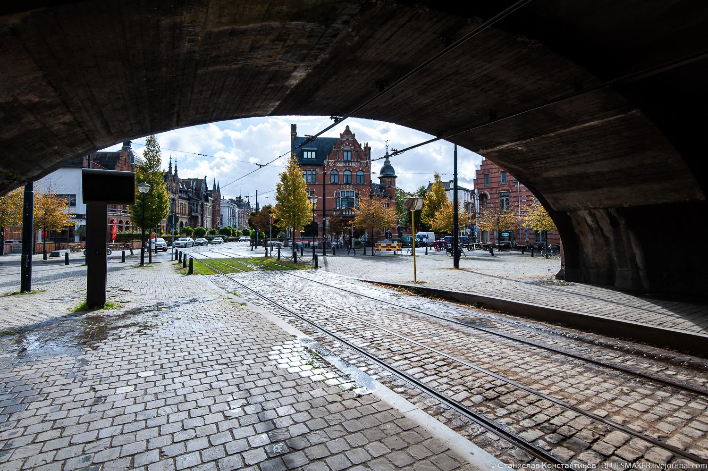 Антверпен. Зуренборг