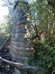 основы моста через Еглинку на насыпи Чудово - Веймарн