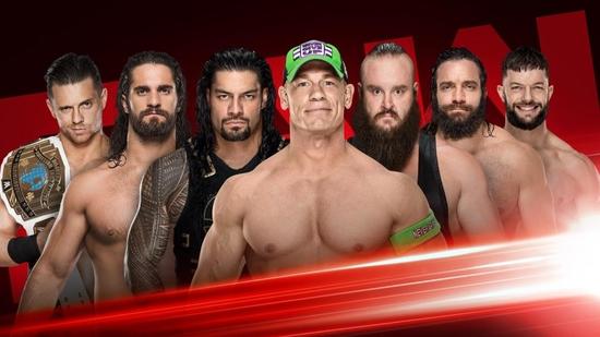 Post image of WWE Monday Night RAW 19.02.2018