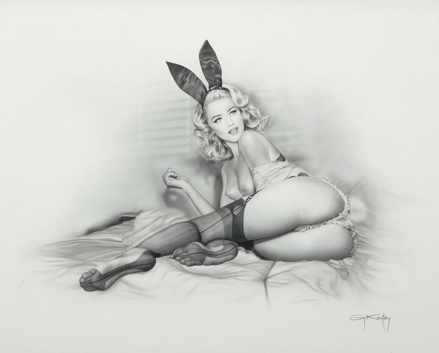 Sexy Bunny, 2012
