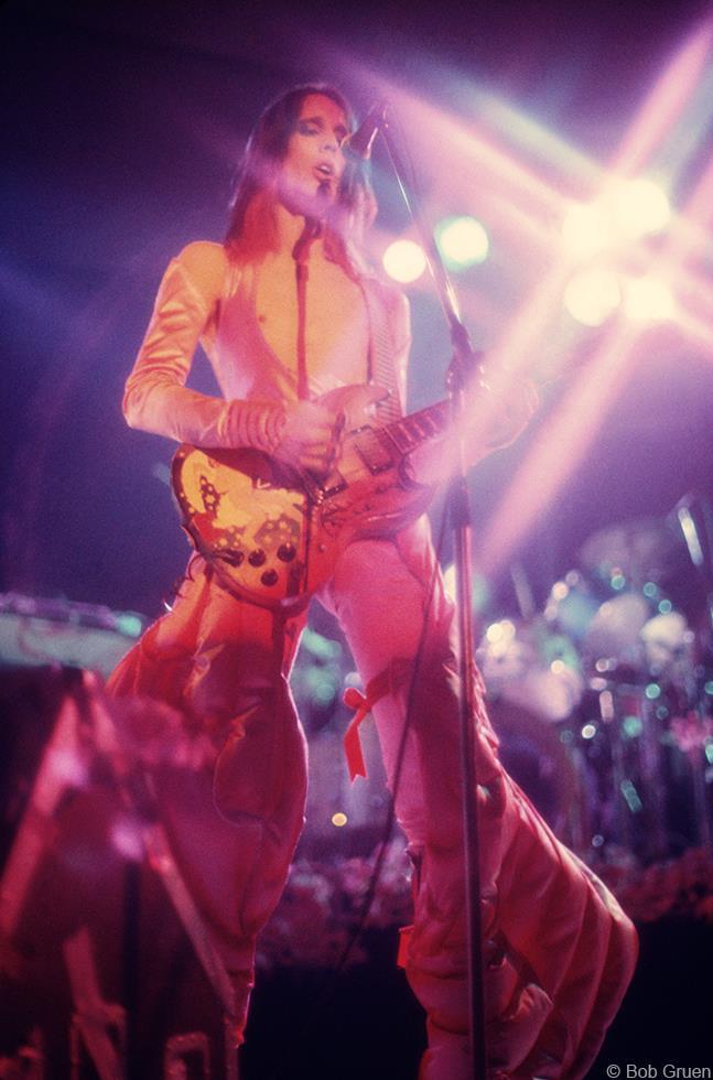 1974. Тодд Рандгрен на сцене в Карнеги-холл