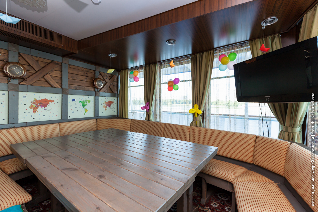 детская игровая комната теплоход карамзин интерьеры