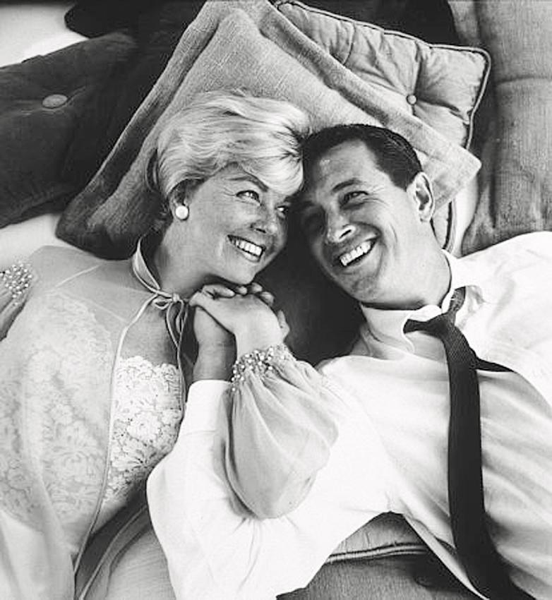 Дорис Дэй и Рок Хадсон, Pillow Talk 1959,  Интимный разговор
