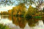 Осенний день  на реке Тагил