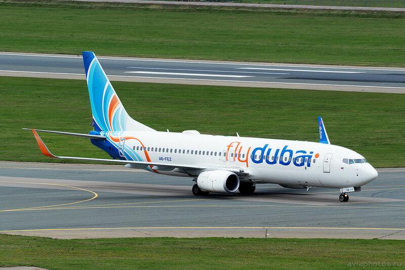Boeing 737-8KN (A6-FEZ) Flydubai 0073_D804505