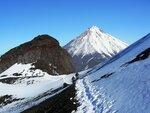 Восхождение на Авачинский вулкан..JPG