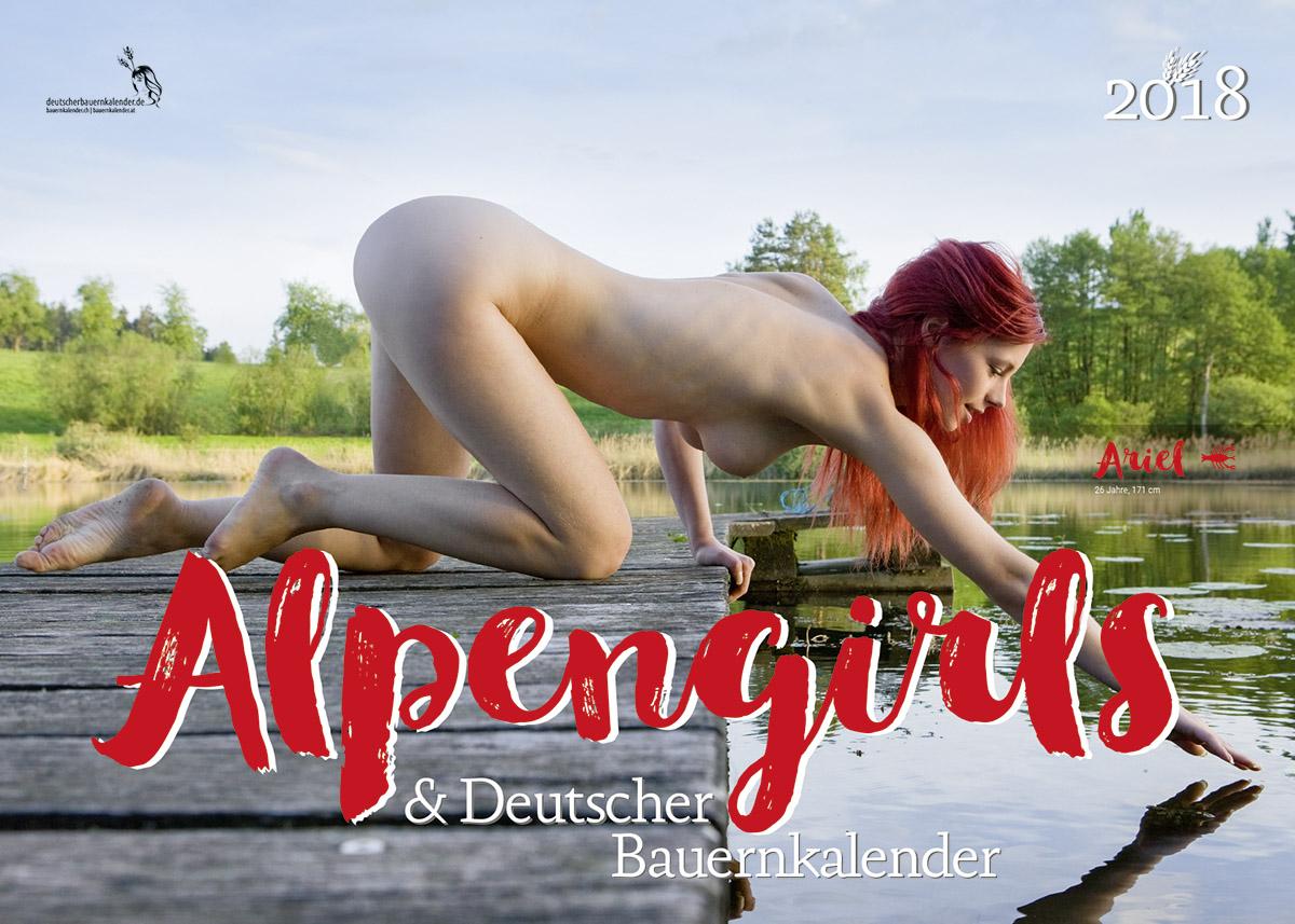 Календарь «Alpengirls 2018»