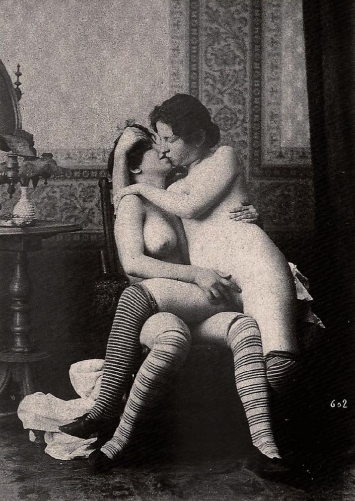 Интересные факты о сексе, которые замалчивают учителя истории