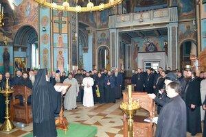 Adunarea trimestrială a preoților din Eparhia de Bălți și Fălești