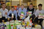 7.09.17 группа прихожан Донского храма города Мытищи совершили благотворительную поездку в Белоомутскую школу интернат VIII вида