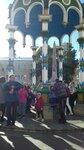 Начало учебного года в воскресной школе - за благословением к преподобному Сергию24 сентября учащиеся воскресной школы Донского храма посетили Троице-Сергиеву лавру и Московскую духовную академию.