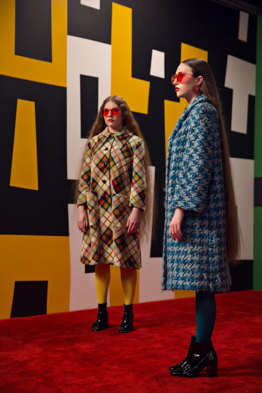 В пальто / фото Julia Galdo