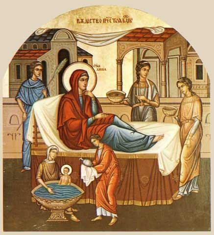 Рождество Пресвятой Богородицы. Мира, добра, любви и света!
