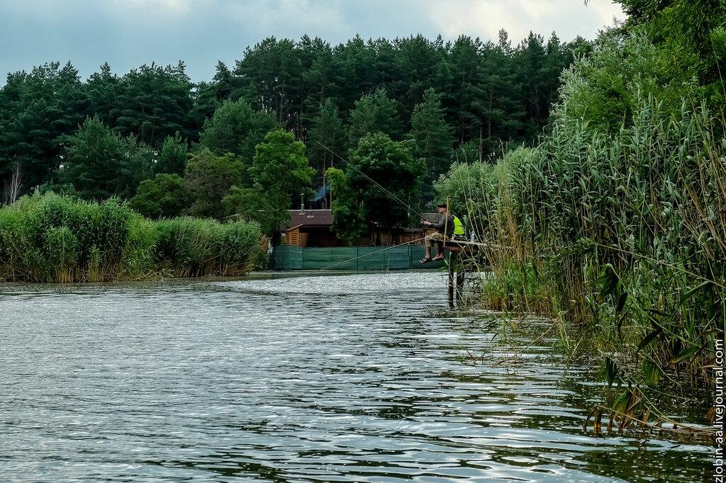 Комсомольская рыбалка