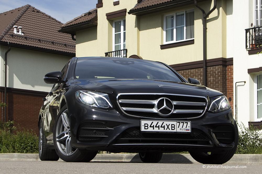 Mercedes-Benz E220d Sport Plus