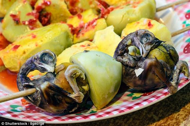 10 заморских деликатесов, при виде которых у вас пропадёт аппетит (10 фото)