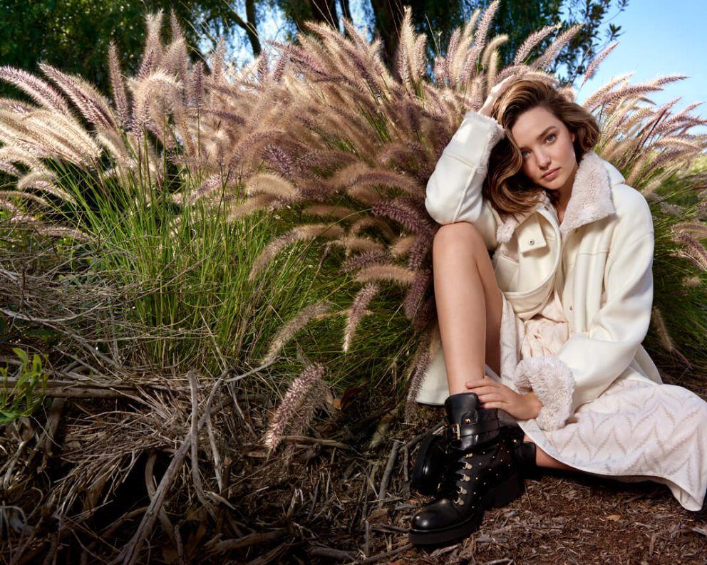 Миранда Керр в рекламе Marella (7 фото)