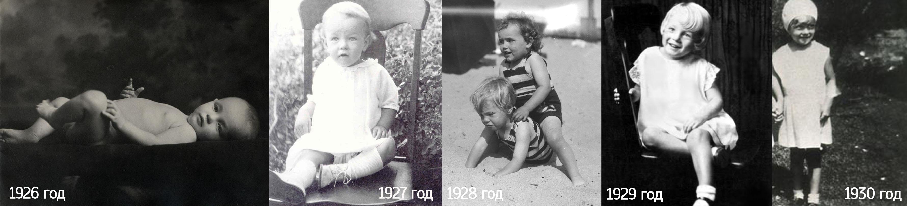 Фотоистория о том, как маленькая Норма Джин из Лос-Анджелеса превратилась в самую соблазнительную женщину XX века (8 фото)