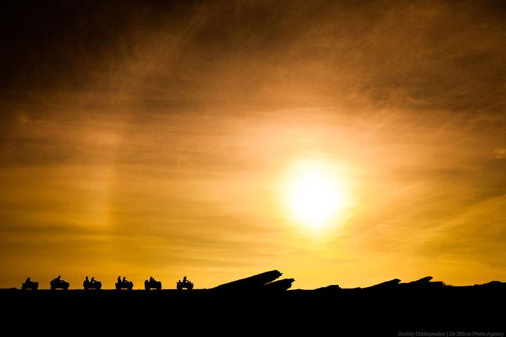 Золотая осень на Кольском полуострове. Часть 2 (19 фото)