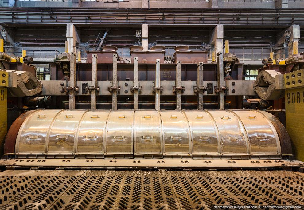 У каждого корпуса завода есть газоочистное оборудование, установленное в рамках первого этапа