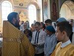 В Покровском епархиальном образовательном центре начался учебный год