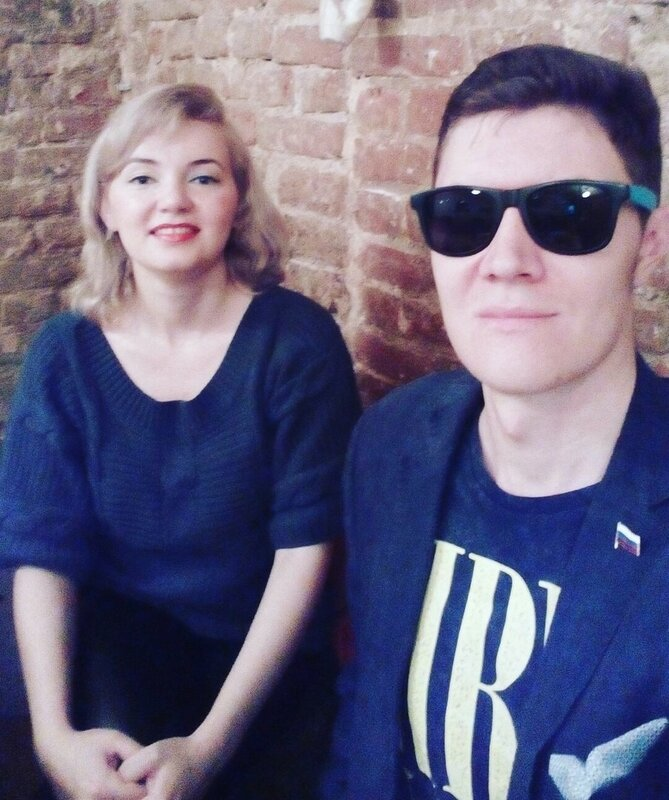 Денис Стяжкин и Мэрилин Монро