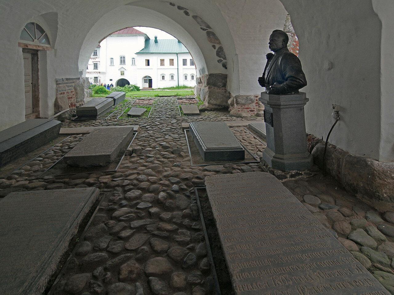 Соловецкий монастырь. Автор фото: Юрий Семенов