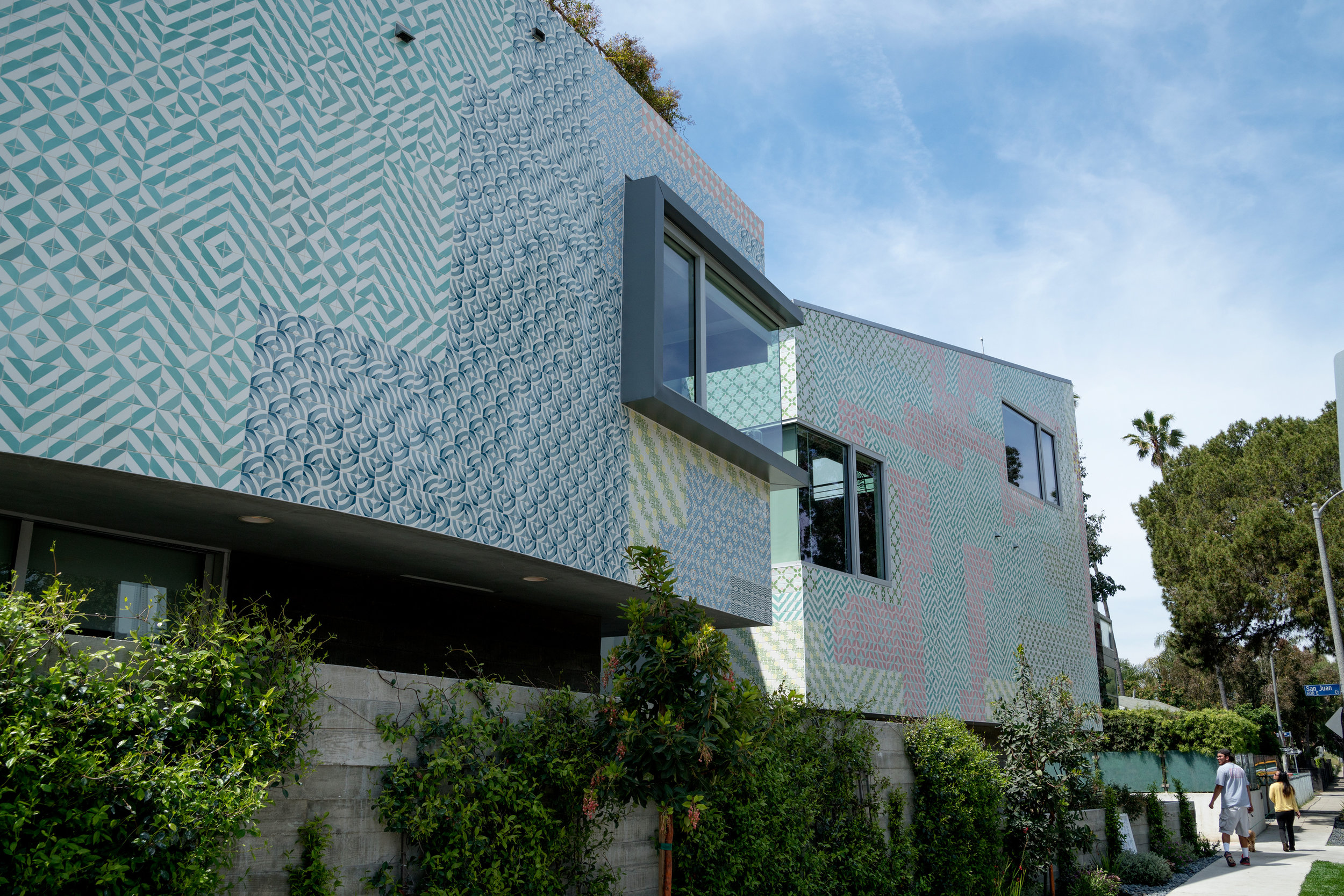 Faile Ceramic Tile House Installation (Venice)