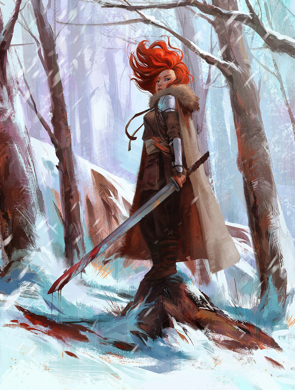 Game of Thrones Concept Art and Illustrations I