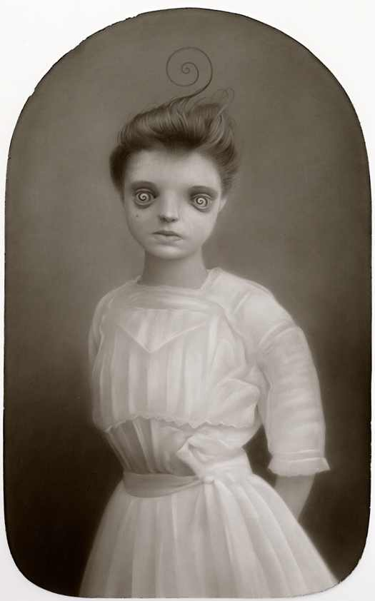 Edwardian and Victorian Monsters - Travis Louie
