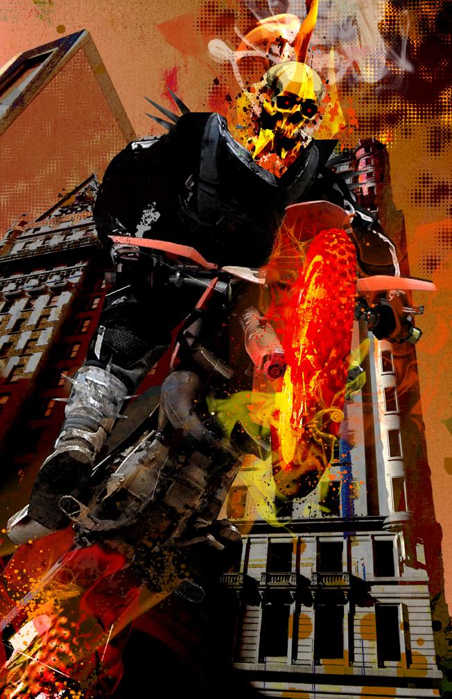 Superheroes - Sean Anderson