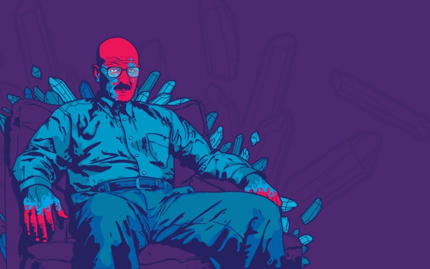 The Amazing Breaking Bad Artworks