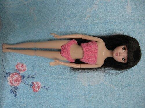 купальник для Барби