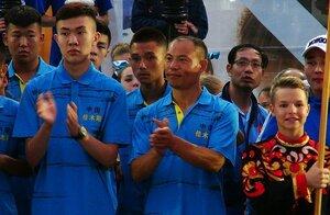 Игры стран Азиатско-Тихоокеанского региона начались во Владивостоке