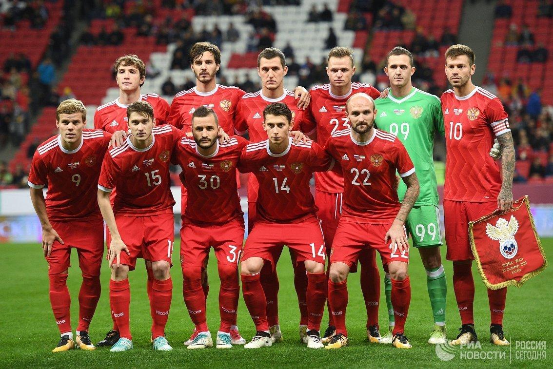 Новогорск утвержден в качестве базы сборной России по футболу на ЧМ-2018