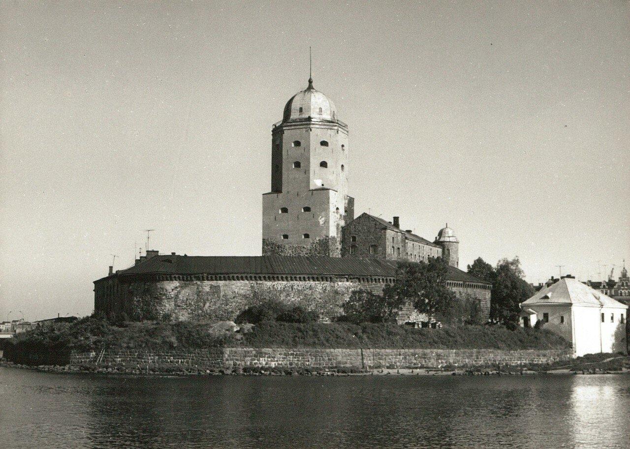 Выборг. Крепость. 1969