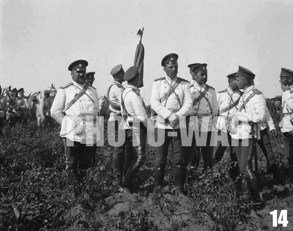 14. Офицеры лейб-гвардии Гусарского Его Величества полка
