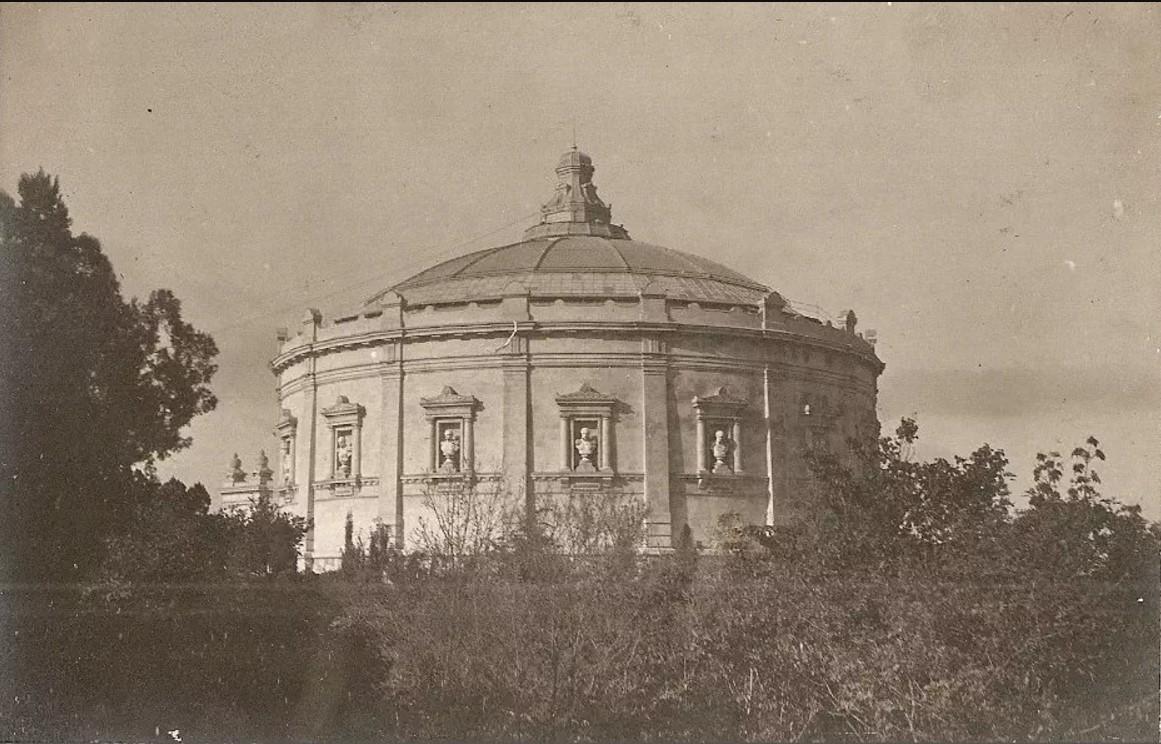 1918. Панорама Оборона Севастополя 1854-1855